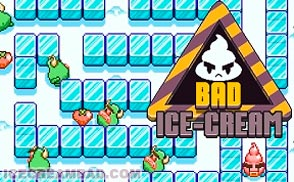 Image result for Bad Ice Cream Unblocked